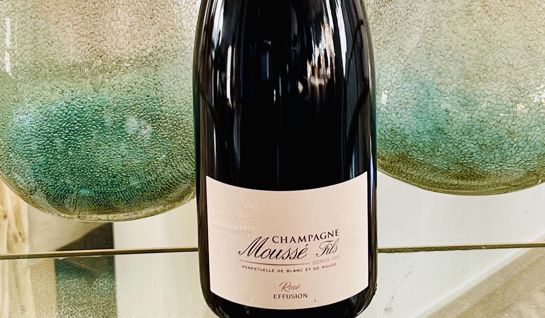 Champagne Moussé Fils